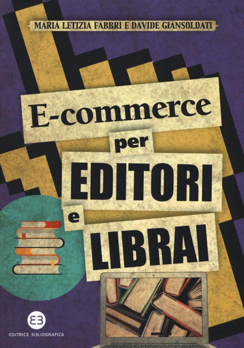 Copertina libro E-commerce per editori e librai
